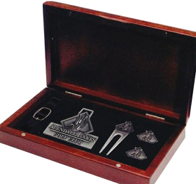 treasure chest Die Cast Rosewood Kit